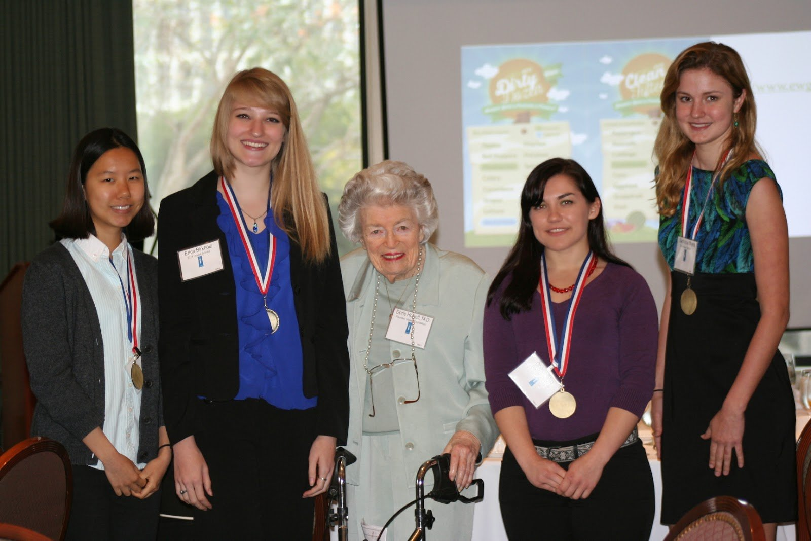 2014 UCSD Scholars - New Approaches to Women's Health