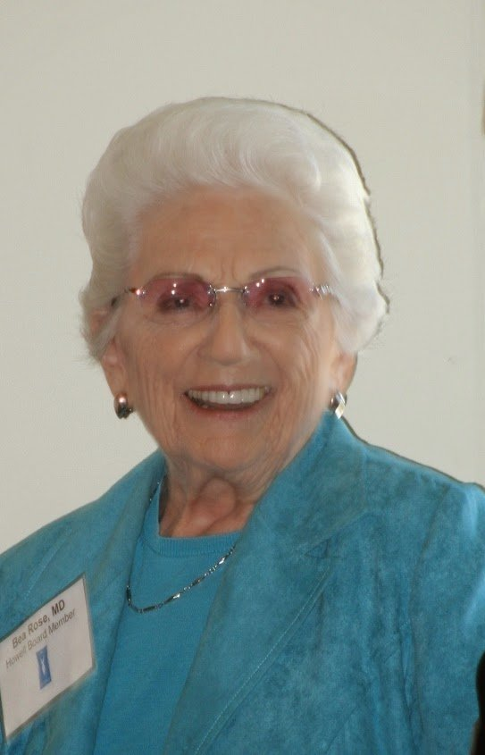 Portrait of Dr. Beatrice Rose