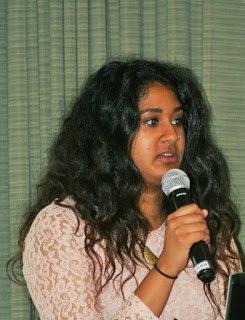 UCSD Howell Scholar Deepika Suresh