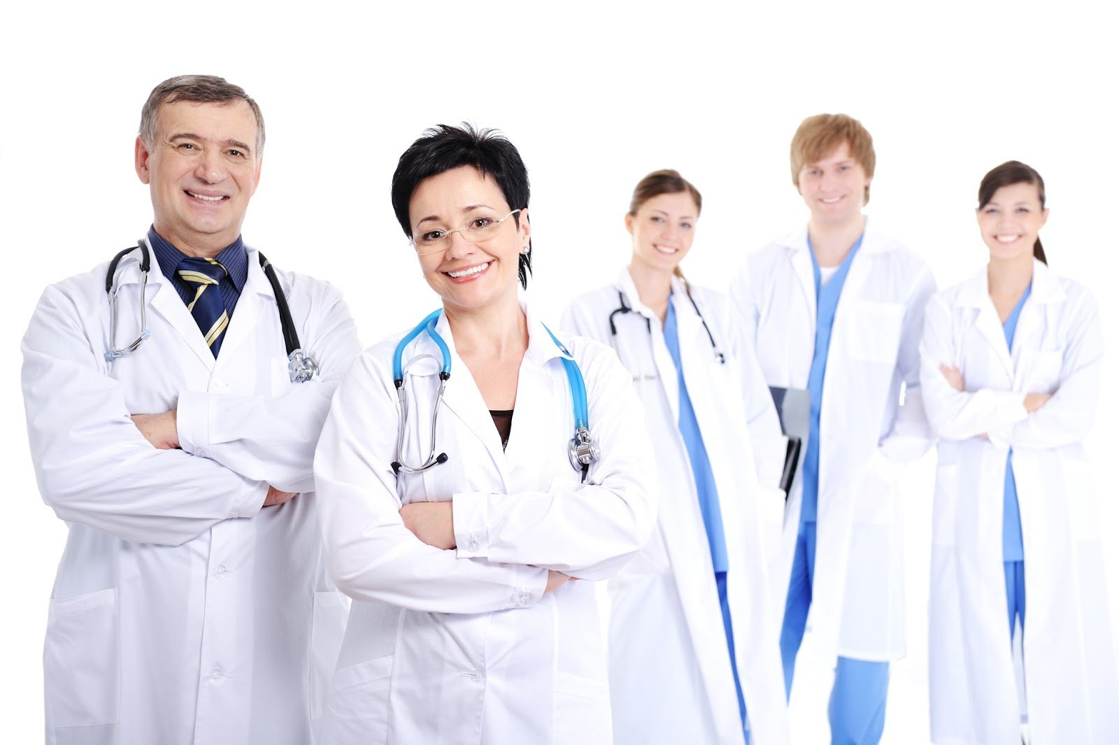 Picture of Nurses and Doctors