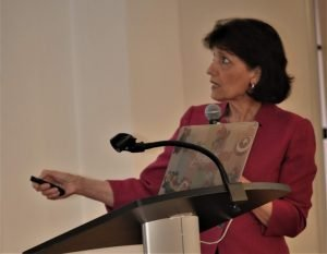 Dr. Barbara Parker - WISDOM Trial speaker