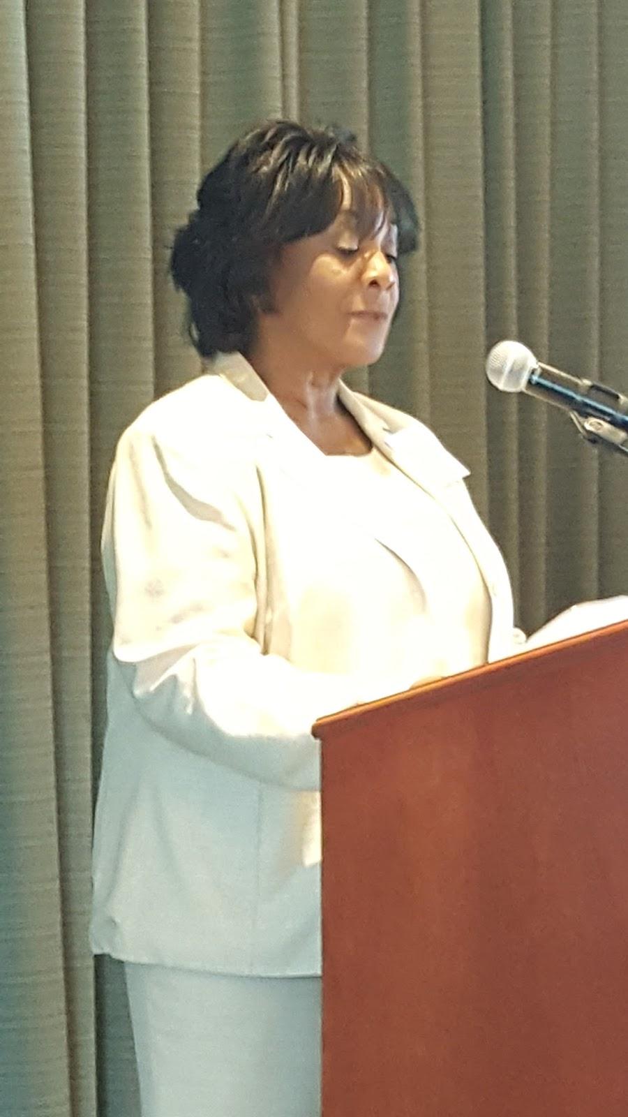 Trista Campbell - 2015 Cheryl A Wilson Scholars